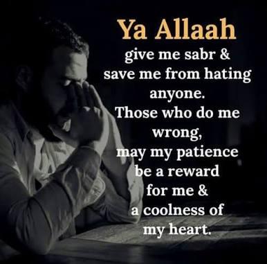 Sabr in Islam (10)
