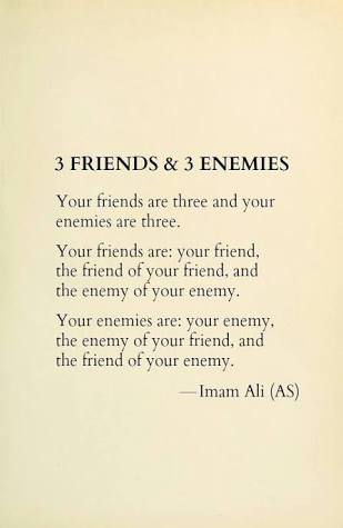 Enemies in Islam (44)