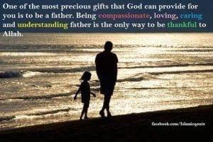 Fathers status in Islam (37)
