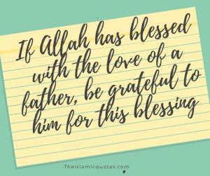 Fathers status in Islam (7)