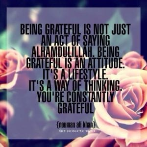 Islamic Quotes About Gratefulness (8)