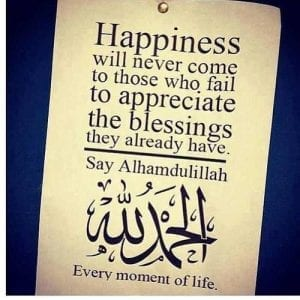 Islamic Quotes About Gratefulness (3)