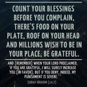 Islamic Quotes About Gratefulness (19)