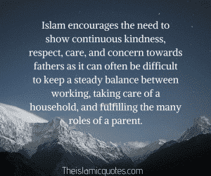 Fathers status in Islam (17)