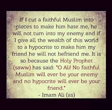 Enemies in Islam (14)