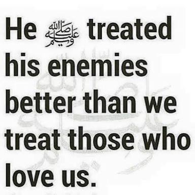Enemies in Islam (40)