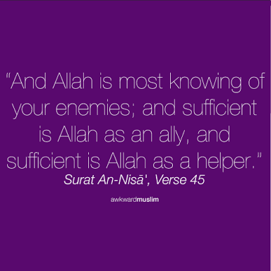 Enemies in Islam (4)