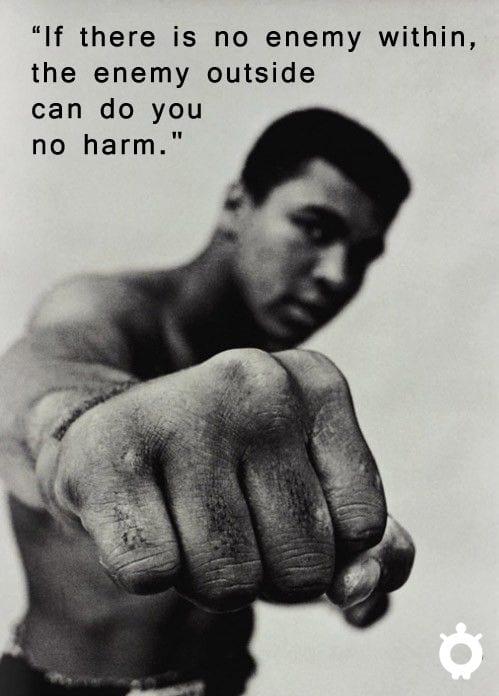 Muhammad Ali Quotes (30)