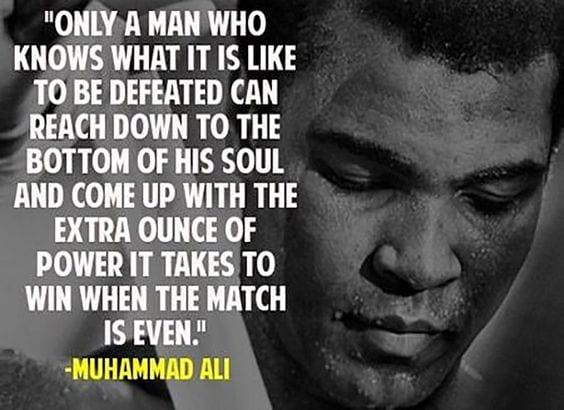 Muhammad Ali Quotes (24)