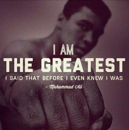 Muhammad Ali Quotes (25)