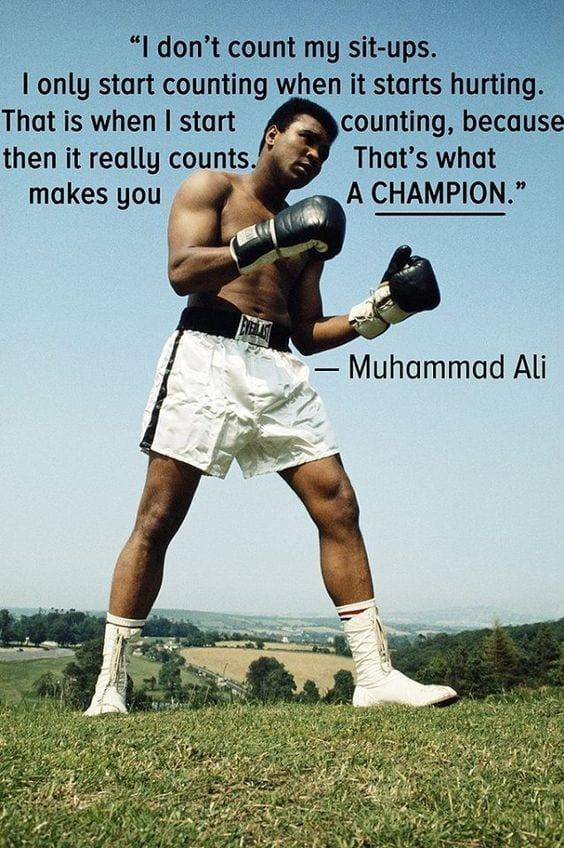 Muhammad Ali Quotes (18)