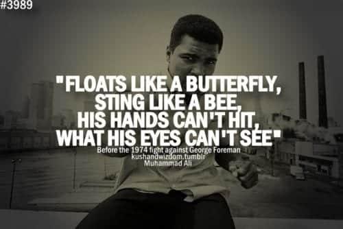 Muhammad Ali Quotes (10)