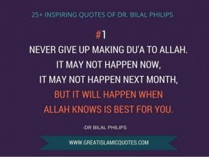 Inspiring Quotes By Bilal Philips (22)