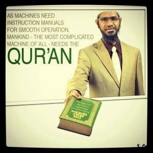 Inspiring Quotes & Sayings By Dr Zakir Naik (12)