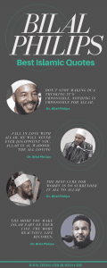 Inspiring Quotes By Bilal Philips (2)