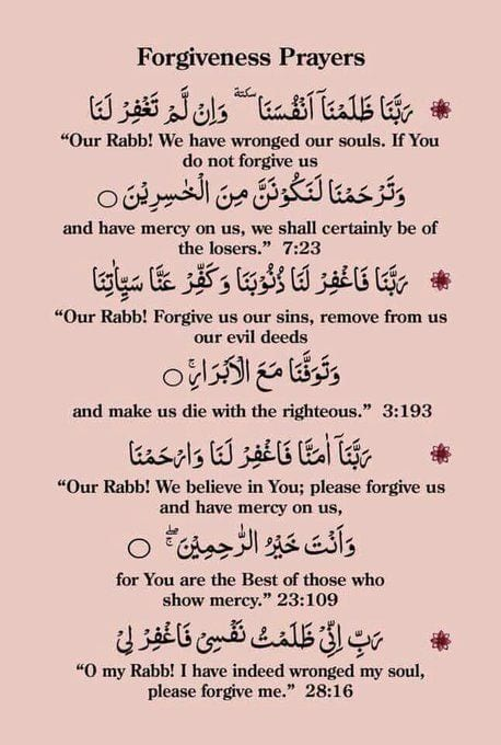 Forgiveness Quotes In Islam (10)