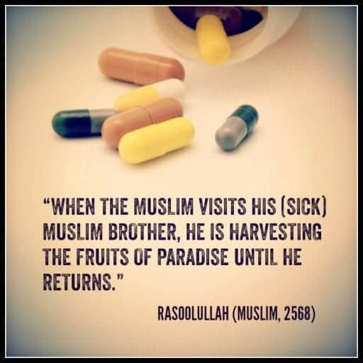 Islamic Quotes On Sickness (2)