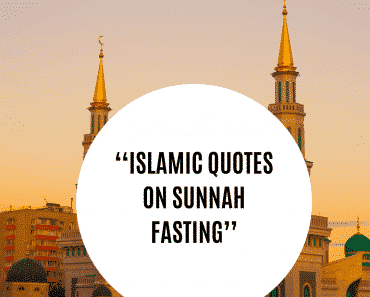 Sunnah fasting in Islam (9)