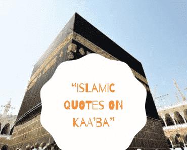 Quotes on Ka'ba (20)