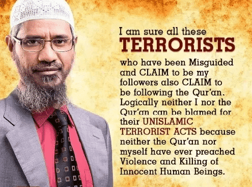 best zakir naik quotes