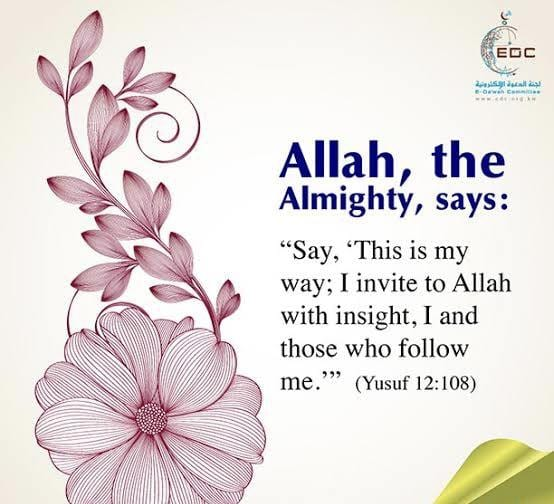 Tabligh and dawah quotes in Islam (23)
