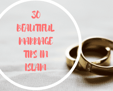 Marriage tips In Islam (10)