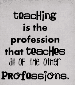 Quotes on Teachers (4)
