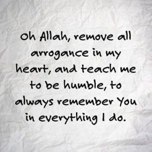 Arrogance in Islam (42)