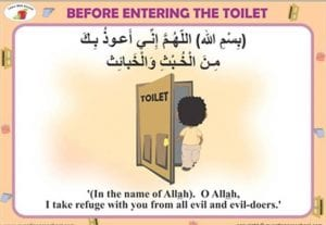 Sunnah to follow in daily life (30)
