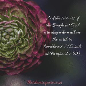 Arrogance in Islam (32)