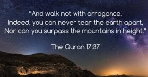 Arrogance in Islam (7)