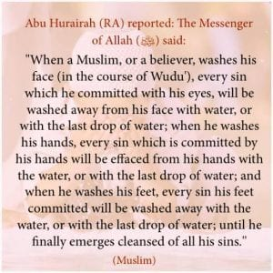Sunnah to follow in daily life (32)