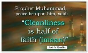Islamic Hadith on Health and Hygiene (7)