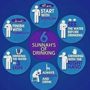 ahadith on health and hygiene