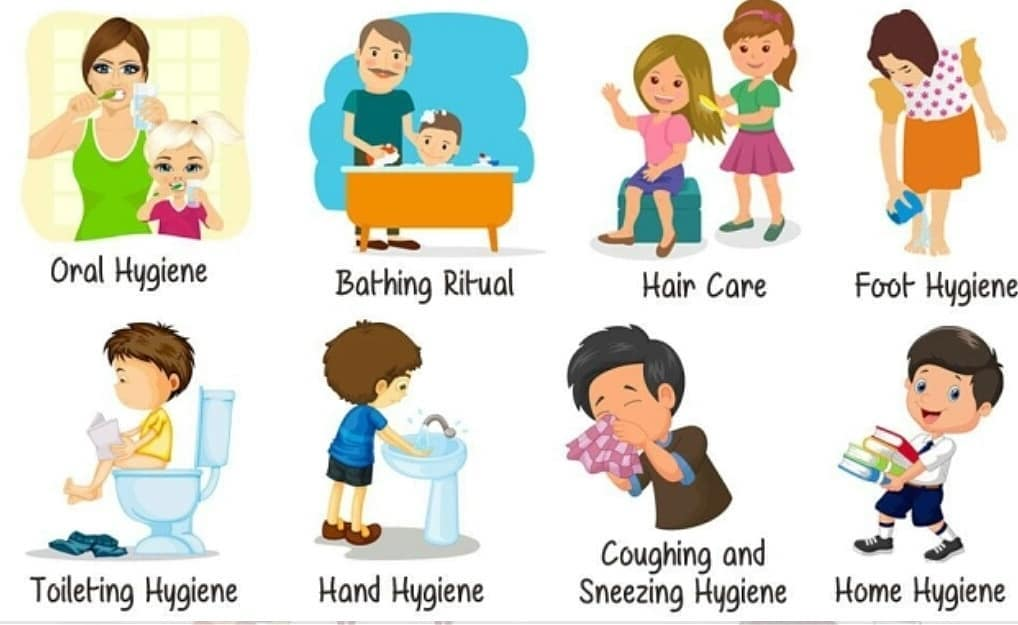 Islamic Hadith on Health and Hygiene (4)