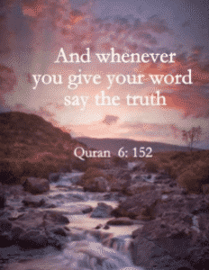 Life Lessons from Qur'an (9)