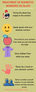 How to treat domestic helpers