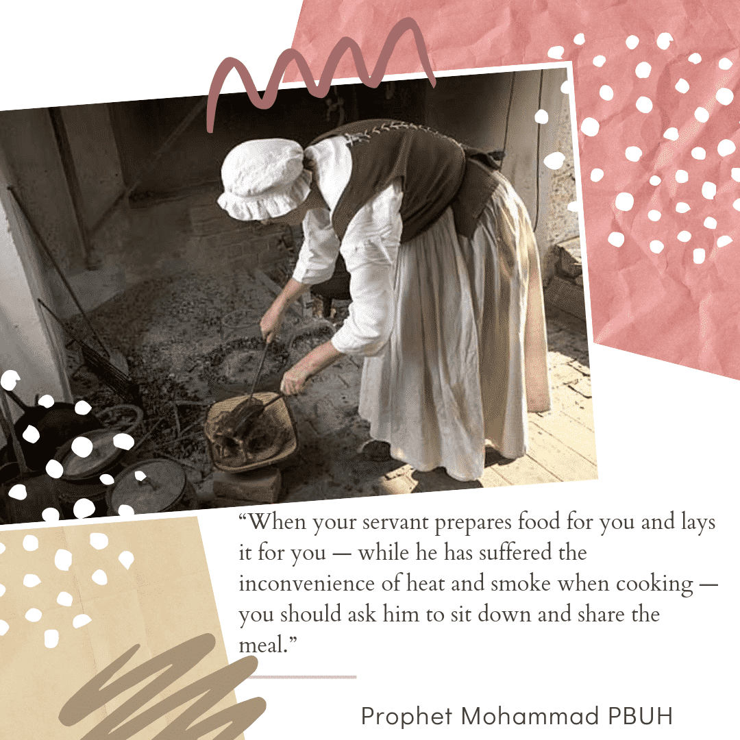 islamic quotes on servants