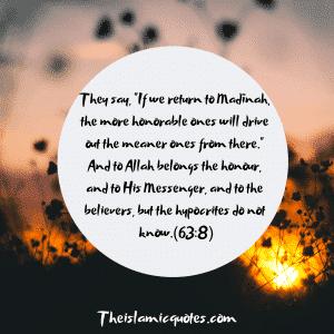 Hypocrisy in Islam quotes (7)