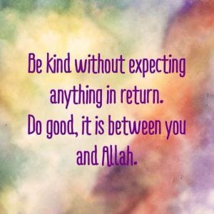 Islamic Quotes about Kindness (10)