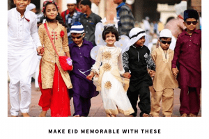 Eid Activities- 13 Ideas On How To Make Kids Excited For Eid