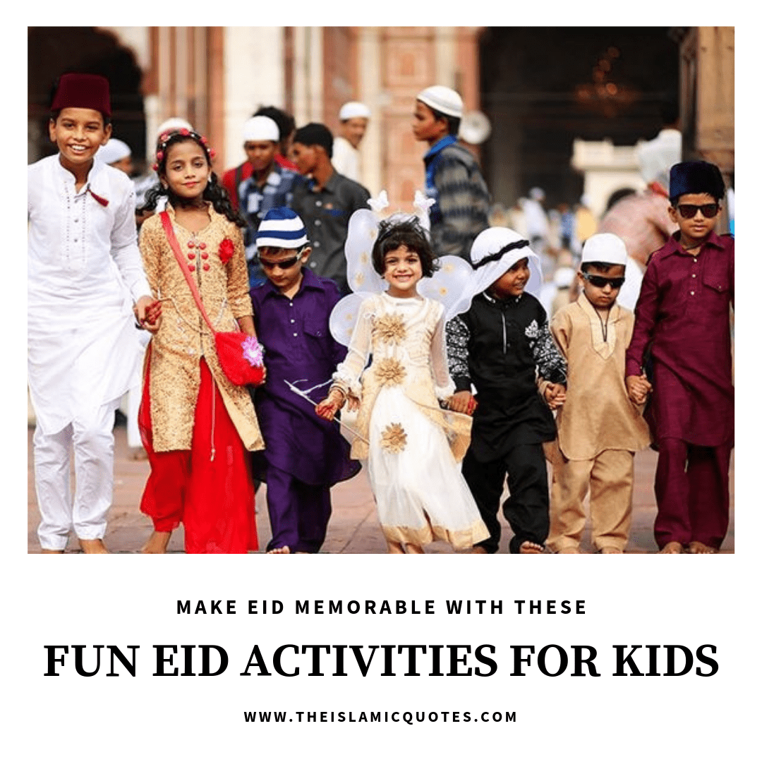 eid activities for kids