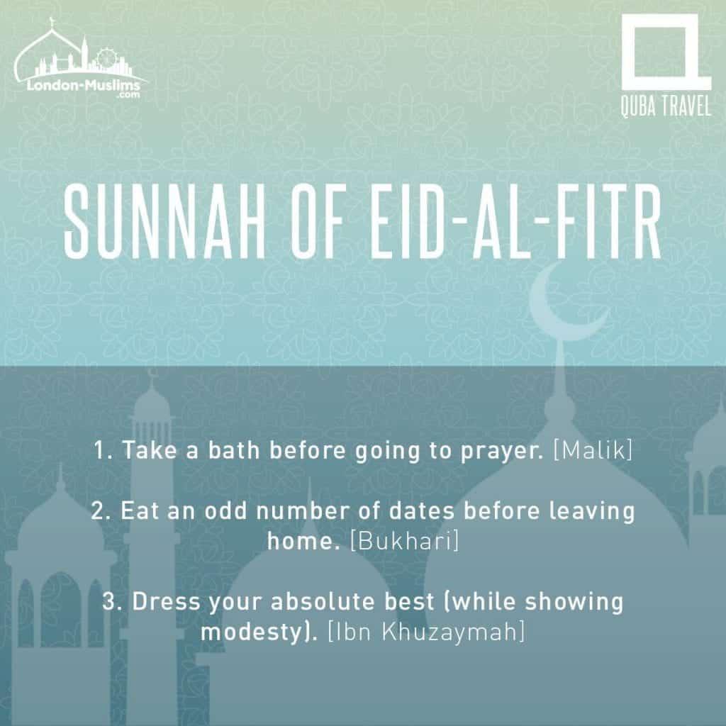Sunnah Acts For Eid 12 Sunnahs To Follow On Eid Day Night nbsp