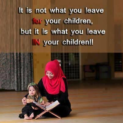 raising mislim kids