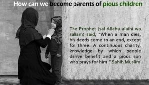 Raising children in islam (2)