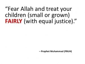islamic parenting tips