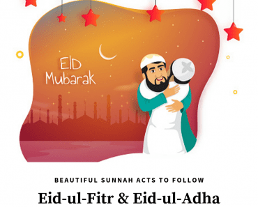 sunnah to follow on eid