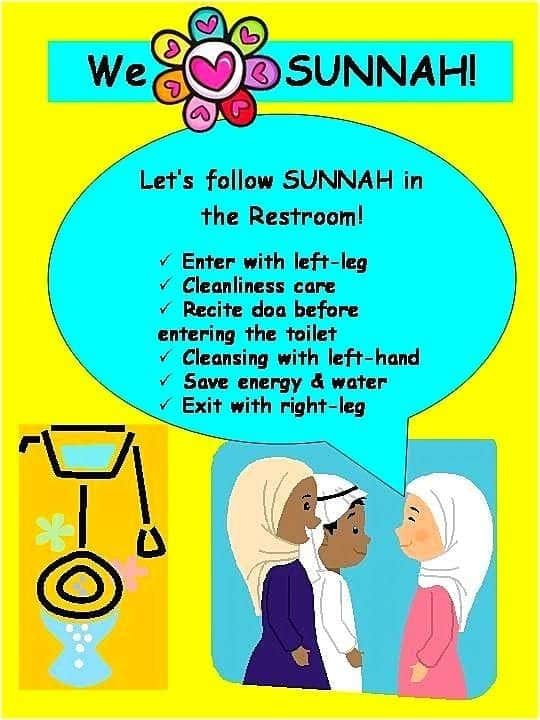 islamic way to raise kids