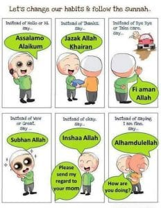 sunnah for kids