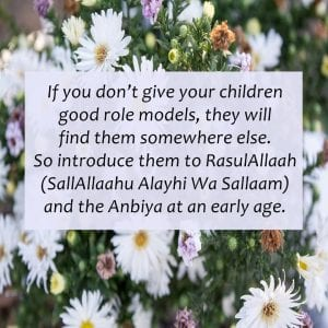 Raising children in islam (13)